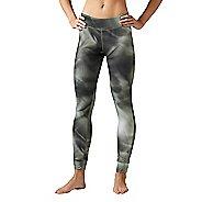 Womens Reebok Techtural Tights & Leggings Pants