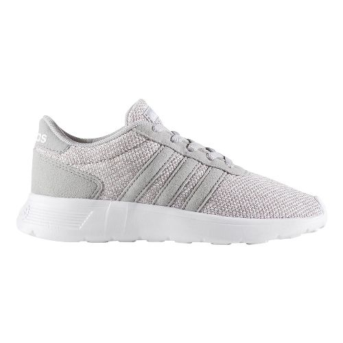 Kids adidas Lite Racer Casual Shoe - Clear Onix/White 1.5Y