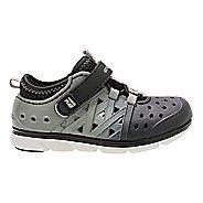 Stride Rite M2P Phibian Sandals Shoe - Black/Grey 10C