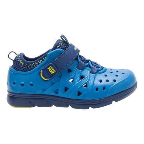 Stride Rite M2P Phibian Sandals Shoe - Blue 1Y