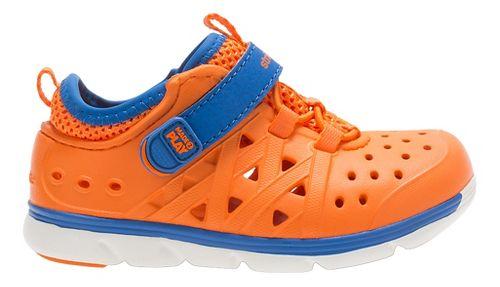 Stride Rite M2P Phibian Sandals Shoe - Orange 6C