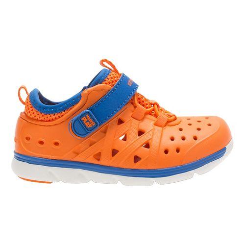 Stride Rite M2P Phibian Sandals Shoe - Orange 7C