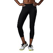 Womens Reebok Workout Ready Capri Tights & Leggings Pants