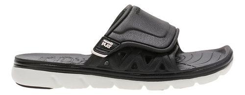 Stride Rite M2P Phibian Slide Sandals Shoe - Black/White 2Y