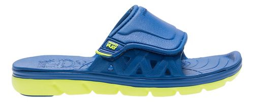 Stride Rite M2P Phibian Slide Sandals Shoe - Royal Blue 12C