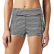 Womens Reebok Yoga Hot Unlined Shorts