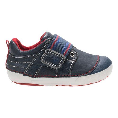 Stride Rite SM Cameron Casual Shoe - Navy 4.5C