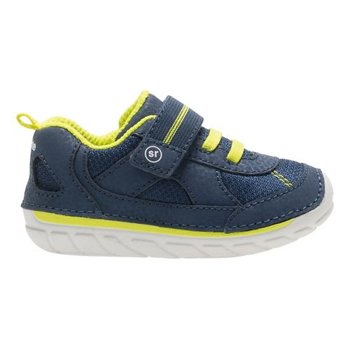Stride Rite SM Jamie Running Shoe - Navy 4.5C