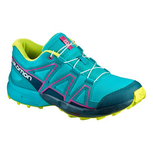 Salomon Speedcross J Trail Running Shoe - Ceramic 5Y