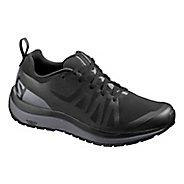 Mens Salomon Odyssey Pro Hiking Shoe - Black Shade 10.5