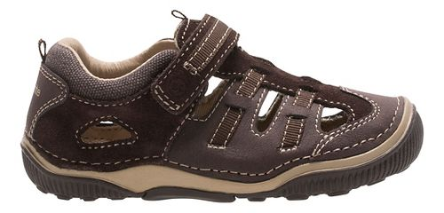 Stride Rite SRT Reggie Sandals Shoe - Brown 6C