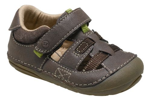Stride Rite SRT SM Antonio Sandals Shoe - Brown 4.5C