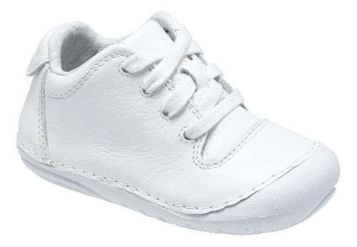 Stride Rite SRT SM Freddie Casual Shoe - White 3C