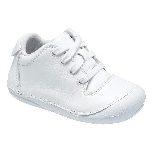 Stride Rite SRT SM Freddie Casual Shoe - White 3.5C