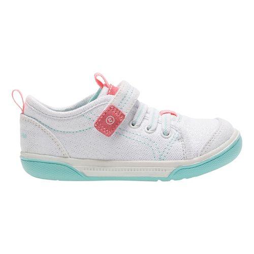 Stride Rite Dakota Casual Shoe - White 9C