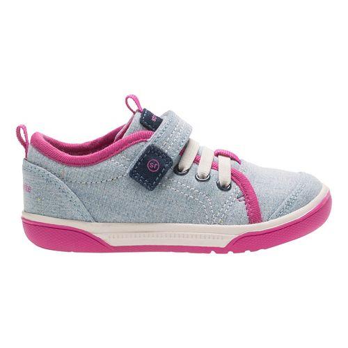 Stride Rite Dakota Casual Shoe - Light Blue 8.5C