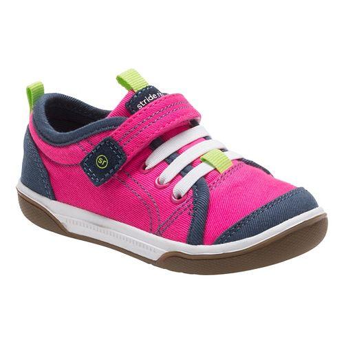 Stride Rite Dakota Casual Shoe - Pink 9C