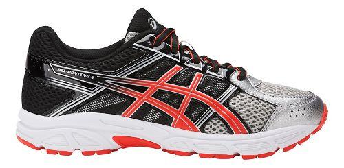 Kids ASICS GEL-Contend 4 Running Shoe - Pink/White 1.5Y