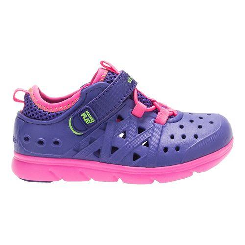 Stride Rite M2P Phibian Sandals Shoe - Purple 5C