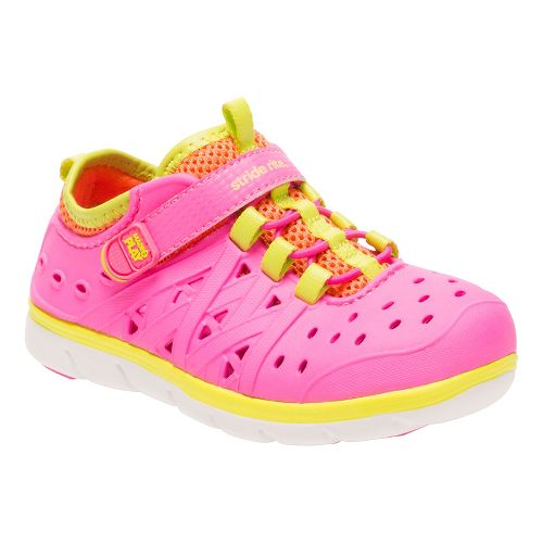 Stride Rite M2P Phibian Sandals Shoe - Pink 4C