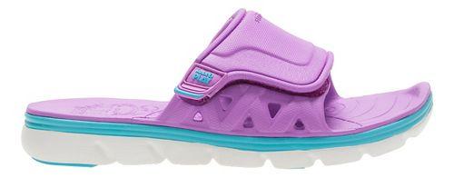 Stride Rite M2P Phibian Slide Sandals Shoe - Purple 4Y