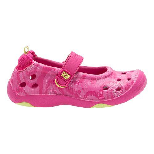 Stride Rite M2P Phibian MJ Sandals Shoe - Pink 4C