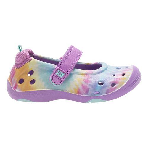 Stride Rite M2P Phibian MJ Sandals Shoe - Rainbow 4C