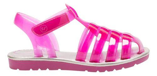 Stride Rite Natalie Sandals Shoe - Magenta 6.5C