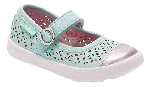 Stride Rite Poppy Casual Shoe - Turquoise 10.5C