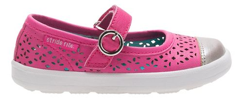 Stride Rite Poppy Casual Shoe - Pink 11C