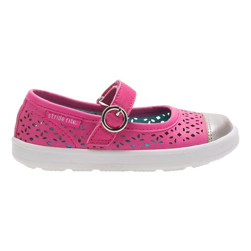 Stride Rite Poppy Casual Shoe - Pink 7.5C