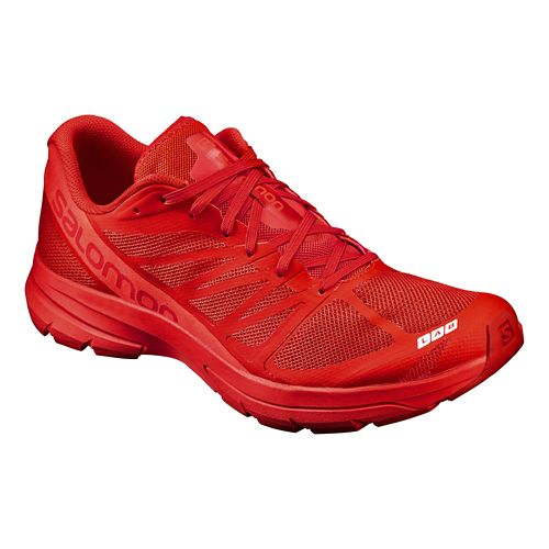Salomon S-Lab Sonic 2 Running Shoe - Red/Red 8