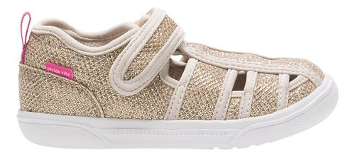 Stride Rite Sawyer Sandals Shoe - Champagne 4C
