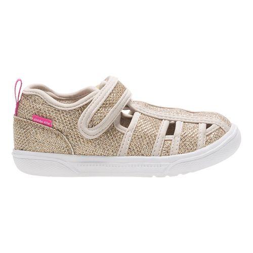 Stride Rite Sawyer Sandals Shoe - Champagne 6C