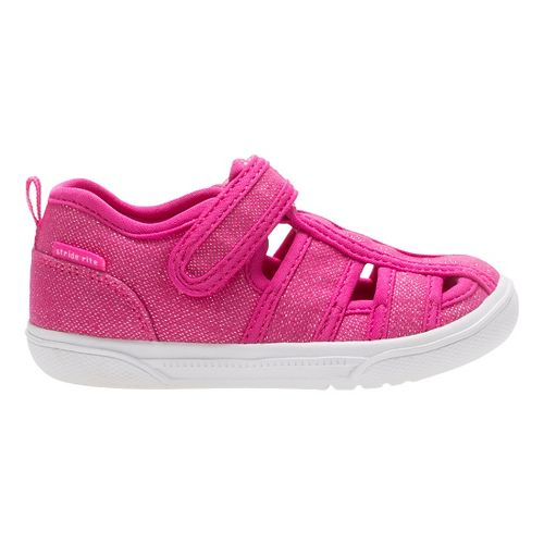 Stride Rite Sawyer Sandals Shoe - Pink 4C