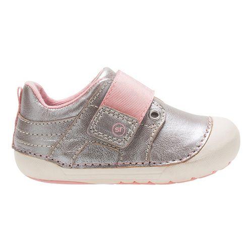 Stride Rite SM Cameron Casual Shoe - Silver 4.5C