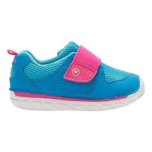 Stride Rite SM Ripley Running Shoe - Blue Razz 3.5C
