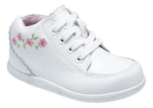 Stride Rite SRT Emilia Casual Shoe - White 5.5C