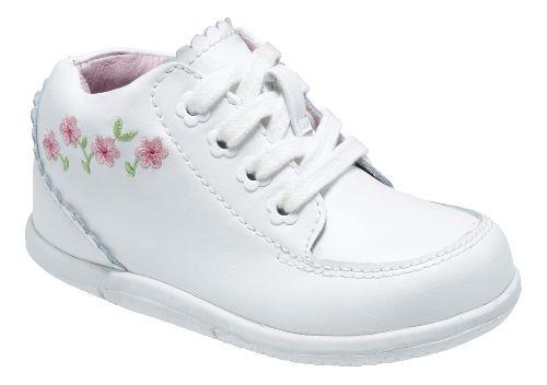 Stride Rite SRT Emilia Casual Shoe - White 6C