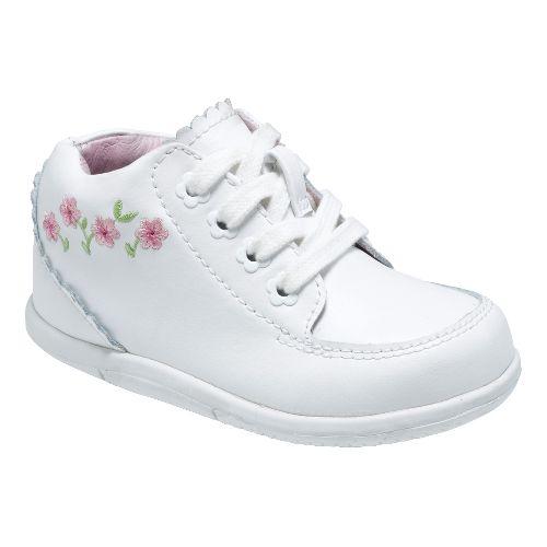 Stride Rite SRT Emilia Casual Shoe - White 3C