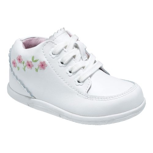 Stride Rite SRT Emilia Casual Shoe - White 4.5C