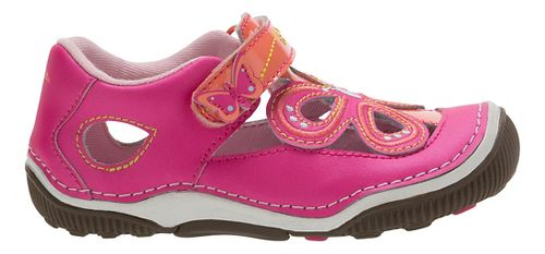Stride Rite SRT Madison Sandals Shoe - Pink 5.5C