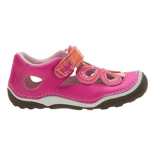 Stride Rite SRT Madison Sandals Shoe - Pink 5.5C
