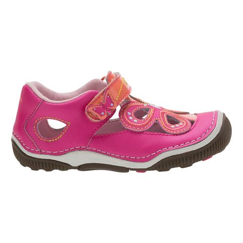 Stride Rite SRT Madison Sandals Shoe - Pink 9.5C