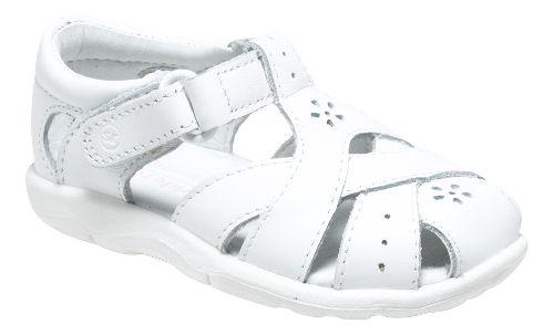 Stride Rite SRT Tulip Sandals Shoe - White 6C