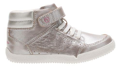 Stride Rite Stone Casual Shoe - Silver 4.5C