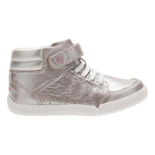 Stride Rite Stone Casual Shoe - Silver 4C