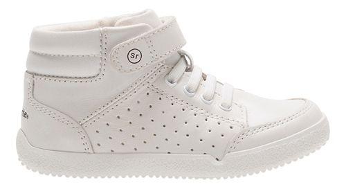 Stride Rite Stone Casual Shoe - White 4.5C