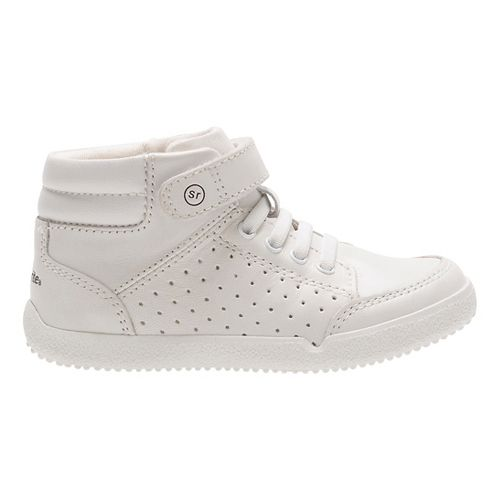 Stride Rite Stone Casual Shoe - White 8.5C