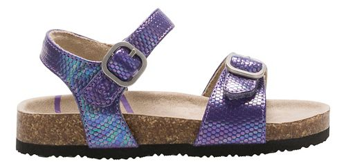 Stride Rite Zuly Sandals Shoe - Purple 5C